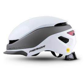 Helm Mitro UE-1 weiß/grau