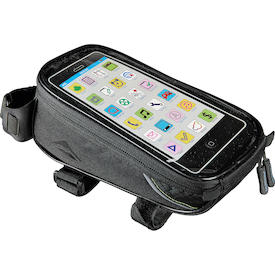 Oberrohrtasche Smartphone Touchscreen