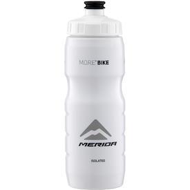 TRINKFLASCHE 650 CCM THERMO weiss/grau/schwarz