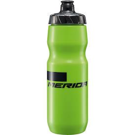 Trinkflasche Stripe grün/schwarz