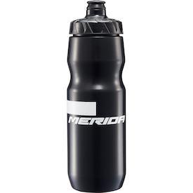 Trinkflasche Stripe schwarz/weiß