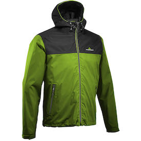 Jacke Windbreaker Light grün