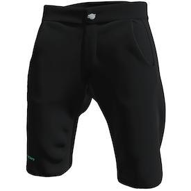 Shorts Freeride True Legacy Herren schwarz/türkis