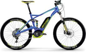 NUMINIS E 600.27 2017 azur-blau / neon-gelb