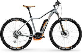 Backfire Fit E R750.29 2018 matt-grau/orange