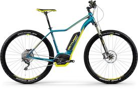 Backfire Fit E R650.29 2018 blau/gelb
