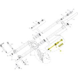 Luftfeder für Machete J-Unit