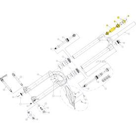 Druckstufe ABS+ für Machete J-Unit