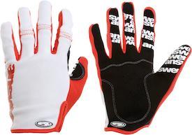 Handschuh WON weiß / rot
