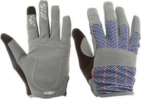 Handschuh Big Jon grau / blau