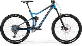 ONE-SIXTY 4000 HP1 Carbon/Blau