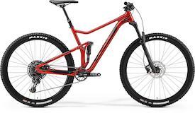 ONE-TWENTY 9. 600 HP1 Rot/Schwarz