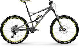 Trailbanger 2000 HP1 Grau
