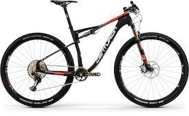 Numinis Carbon XC Team HP1 Carbon/Rot