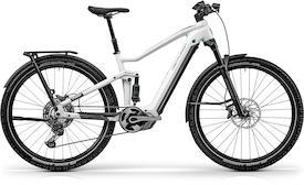 Lhasa R2600i EQ EP2 weiss-silber/grau