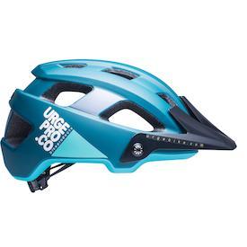 Helm AllTrail blau