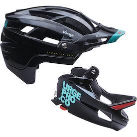 Helm Gringo de la Pampa schwarz