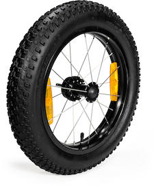 Laufrad 16+ Wheel Set