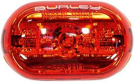 Rücklicht Burley LED inkl. Batterie
