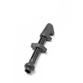 Tubeless Ventil Alu schwarz