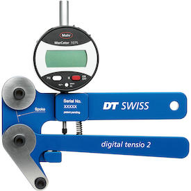 Speichentensiometer digital