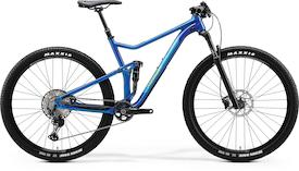 ONE-TWENTY RC 9. XT-EDITION HP1 blau