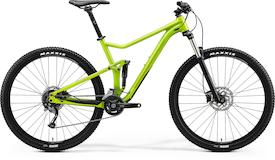 ONE-TWENTY RC 9. 300 HP1 grün
