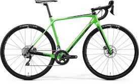MISSION CX 7000 HP2 grün/schwarz