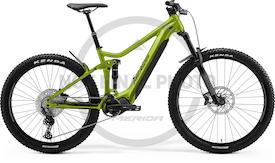 eONE-SIXTY 500 EP2 grün/schwarz