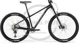BIG.TRAIL 400 HP2 schwarz/grau