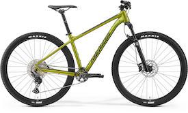 BIG.NINE 400 HP4 grün/schwarz