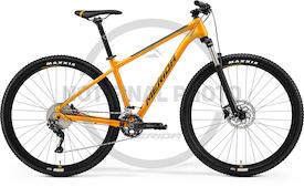 BIG.NINE 300 HP4 orange/schwarz