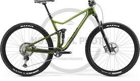 ONE-TWENTY 9.6000 HP2 grün/schwarz