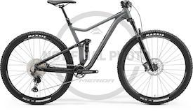 ONE-TWENTY 9.600 HP3 schwarz/grau