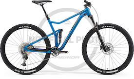 ONE-TWENTY 9.600 HP3 blau/schwarz