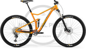 ONE-TWENTY 9.400 HP3 schwarz/orange
